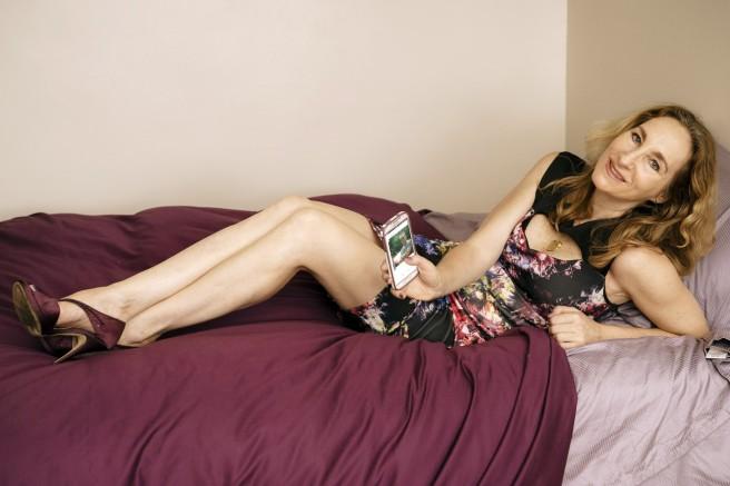 Fiona Bloom [Photo: Stefano Giovannini, Via NY Post]